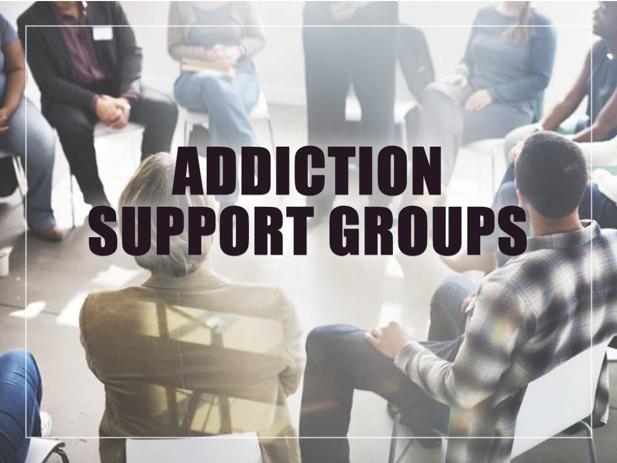 Addiction Support Groups