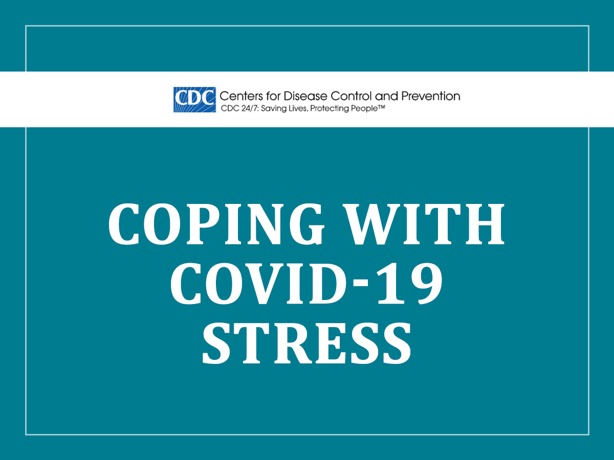 Coping With COVID-19 Stress