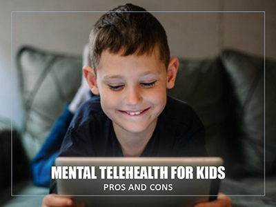 Mental Tele-health for Kids